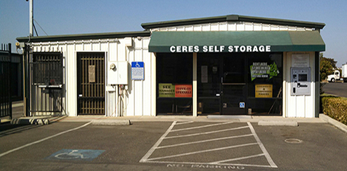 Ceres Self Storage In Ceres California